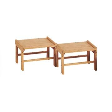 Pine-wood-pedestal